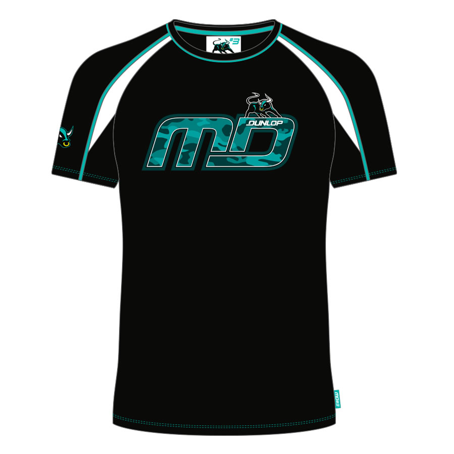 19MD-MACTS - Michael Dunlop Custom T-Shirt